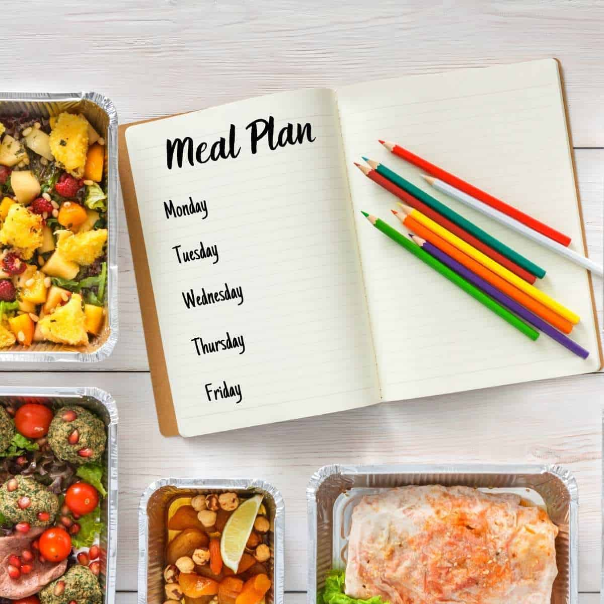 Meal Planning With Food Allergies