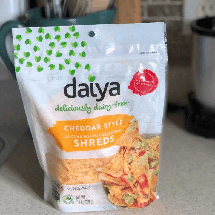 Daiya Vegan Cheese Shreds