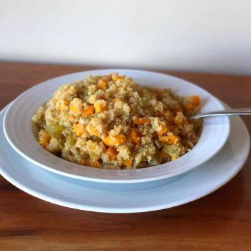 Quinoa and Rice
