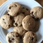 Dairy free, egg free, wheat/gluten free, soy free chocolate chip cookies