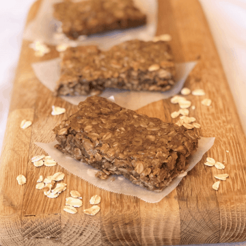 Nut free granola bars