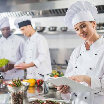 eating out with food allergies