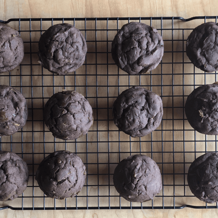 Allergy Free Chocolate Zucchini Muffins