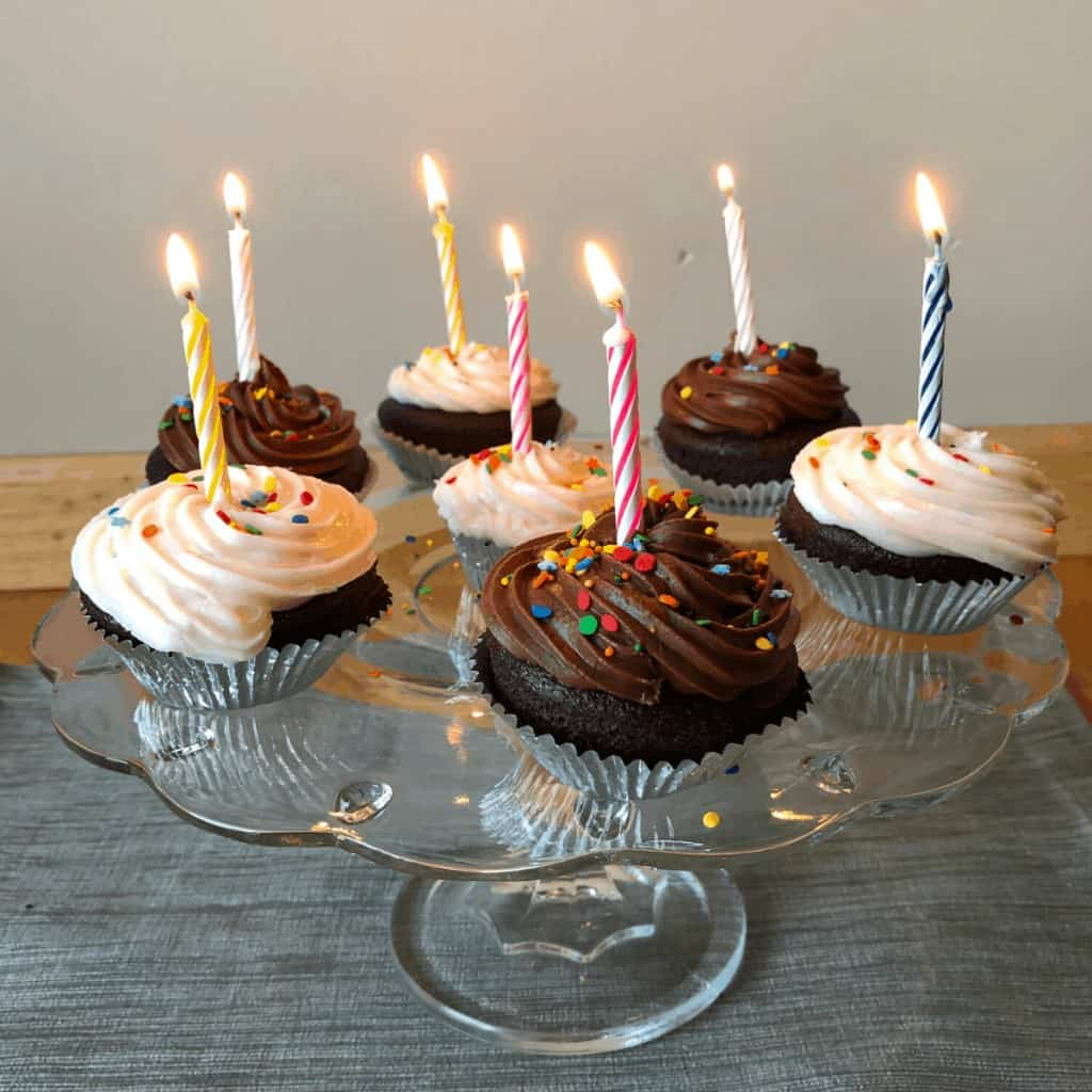 Allergy Free Birthday Cake
