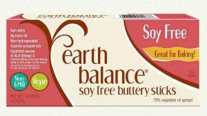 Dairy free margarine