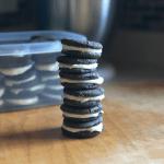 gluten free chocolate sandwich cookies