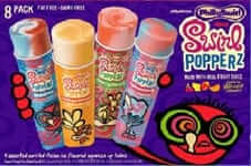 Philly Swirl Popperz, an allergy friendly frozen treat