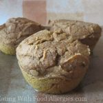 wheat free pumpkin muffins