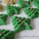 allergy friendly spritz cookies