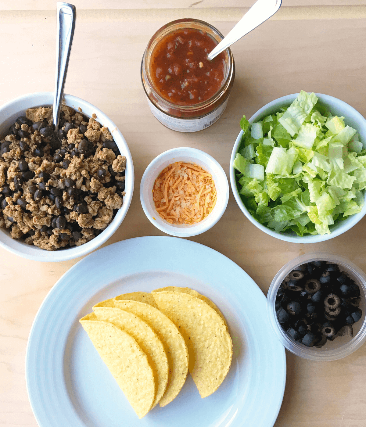 allergy friendly tacos