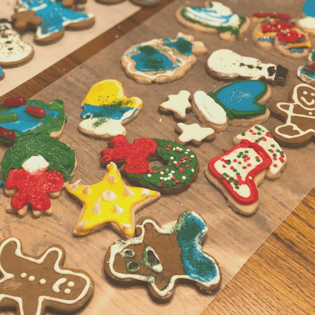 Allergy Free Gingerbread Cookies
