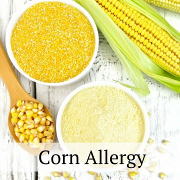 Managing a Corn Allergy