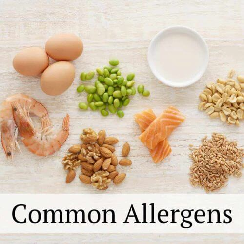 Common Food Allergies and How to Manage Them