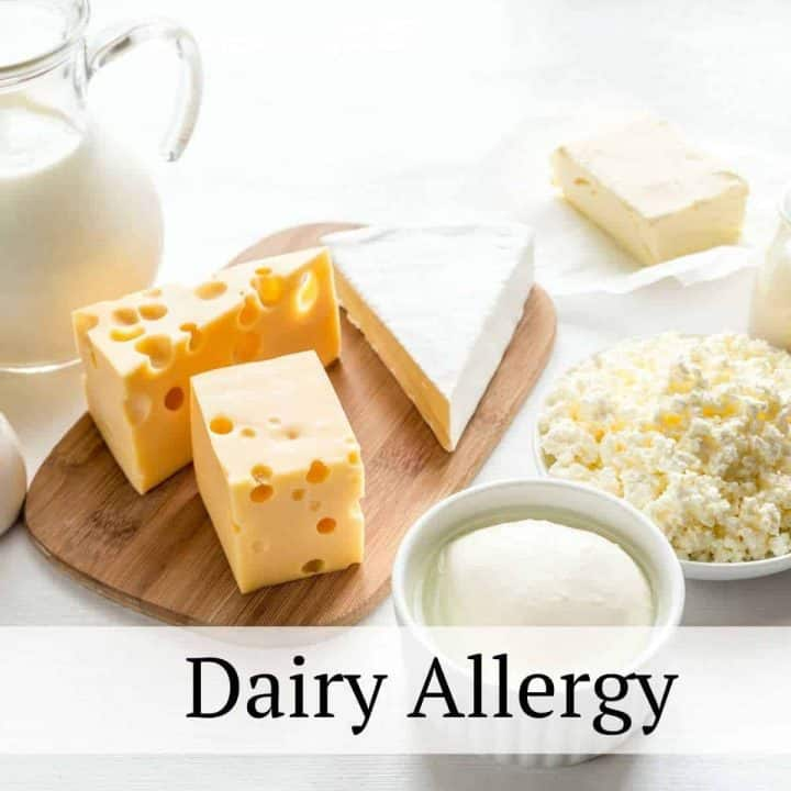 How to Eat Well with a Dairy Allergy