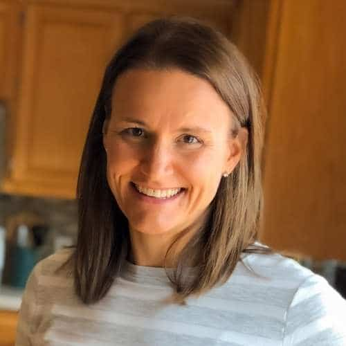 A photo of Kristi Winkels, Registered Dietitian and Food Allergy mom